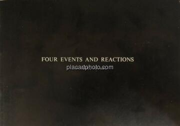 John Baldessari,Four Events And Reaction