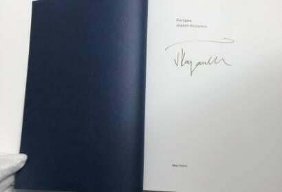 Joakim Kocjancic,Europea (Signed)