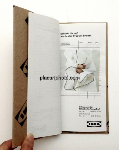 Joachim Schmid,Ikea sucks (Signed only 25 copies)