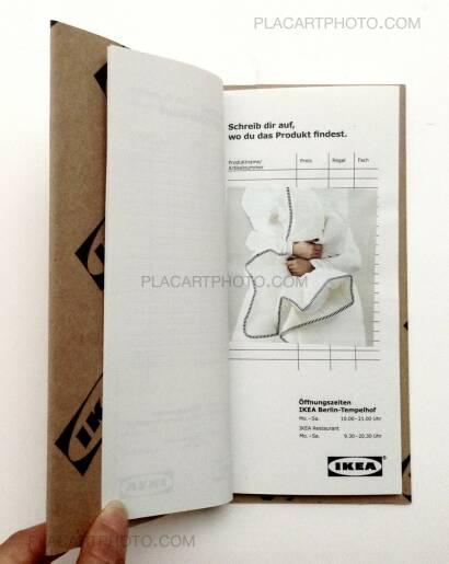 Joachim Schmid,Ikea sucks (Signed only 25 copies)