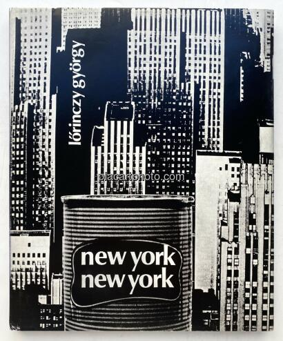 Lörinczy György,New York New York (FACSIMILE EDT)