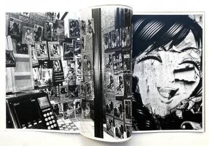 Daido Moriyama,KANBAN (Signed ltd edition of 350 copies)