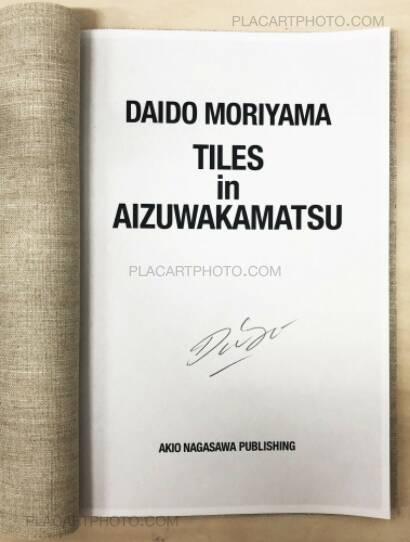 Daido Moriyama,TILES in AIZUWAKAMATSU (SIGNED)
