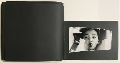 Wai Kwong Chan,UNTITLED (Unique book with prints)