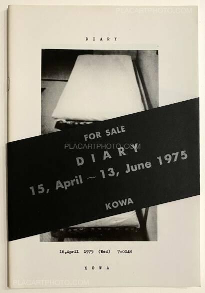 Kowa Kato,Diary (Signed)