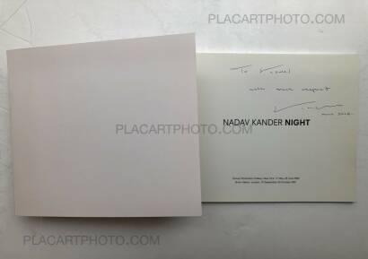 Nadav Kander,NIGHT (SIGNED)