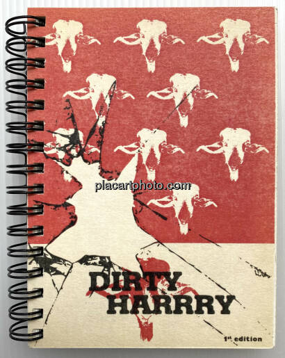 Dirty Harrry,I Hate Sundays (Signed)