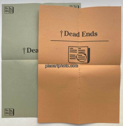 Theo Simpson,DEAD ENDS