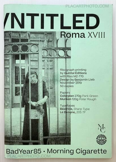 Collectif,Vntitled Roma XVIII