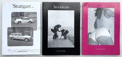 Erik van der Weijde,Complete set foto.zine N°3 (Vol2-6)