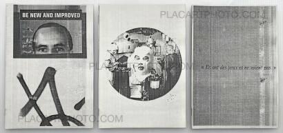 Thibault Tourmente,Set of 16 zines set by Thibault Tourmente