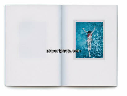 Charles Johnstone,THE SUMMERHOUSE POOL (Edt of 100 copies with a reproduction Polaroid prints)
