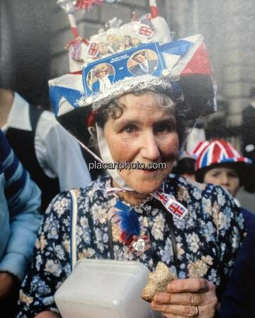 Yan Morvan,ARCHIVE N° 2 Lady Diana