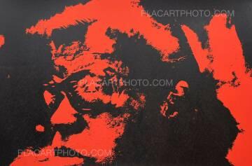 Keizo Kitajima,Silkscreen TOKYO EXPRESS-46 / Red & Black version Edt 3 / 9 (Signed and numbered)