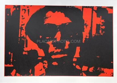Keizo Kitajima,Silkscreen TOKYO EXPRESS-48 / Red & Black version Edt 4/9 (Signed and numbered)