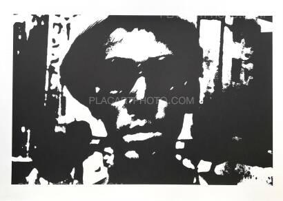 Keizo Kitajima,Silkscreen TOKYO EXPRESS-48 / Black version Edt 3/9 (Signed and numbered)