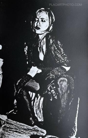 Keizo Kitajima,Silkscreen NEW_YORK-02 / Silver & Black version Edt 2/9 (Signed and numbered)