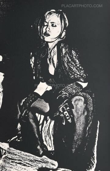 Keizo Kitajima,Silkscreen NEW_YORK-02 / Black version Edt 4/9 (Signed and numbered)