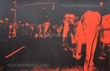 Keizo Kitajima,Silkscreen NEW_YORK-03 / Red & Black version Edt 2/9 (Signed and numbered)