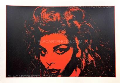 Keizo Kitajima,Silkscreen NEW_YORK-05 / Red & Black version Edt 2/9 (Signed and numbered)