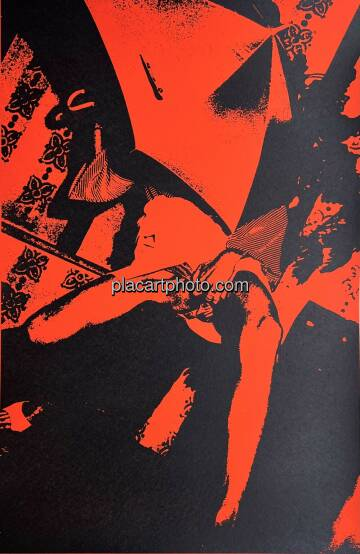 Keizo Kitajima,Silkscreen KOZA-29 / Red & Black version Edt 2/9 (Signed and numbered)
