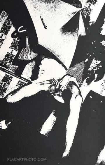Keizo Kitajima,Silkscreen KOZA-29 / Black version Edt 2/9 (Signed and numbered)