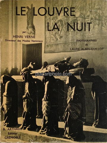 Laure Albin Guillot,LE LOUVRE LA NUIT