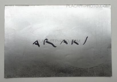 Nobuyoshi Araki,Shukei (signed)
