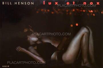 Bill Henson,lux et nox (Ltd signed edition only 60copies)