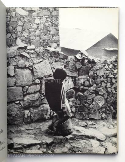 Jose Casals,Palabras para une imagen Perù