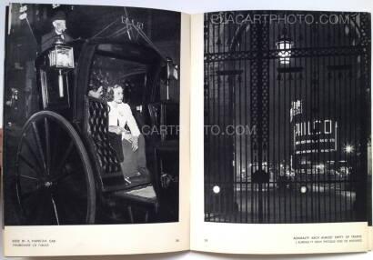 Bill Brandt,Londres de nuit