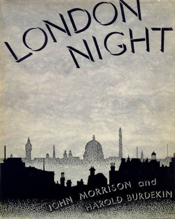 Harold Burdekin,London Night