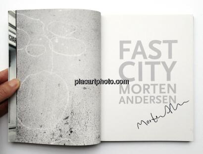 Morten Andersen,Fast City (signed)