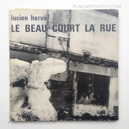 Lucien Herve,LE BEAU COURT LA RUE (Signed)