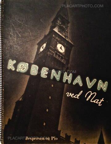Hermann Larsen,Kobenhavn ved nat