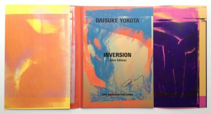 Daisuke Yokota,INVERSION(Arles Edition of 80 copies) last one!