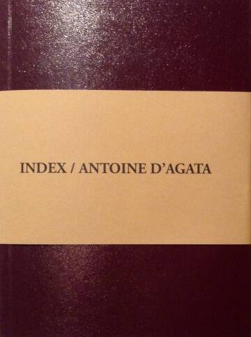 Antoine d'Agata,Index