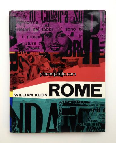 William Klein,Rome